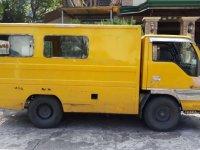 Sell Yellow Isuzu Elf in Parañaque