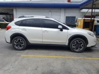 Selling White Subaru Xv in Makati