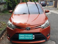 Selling Orange Toyota Vios in Parañaque