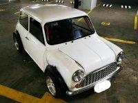 Selling Pearl White Mini Cooper 0 in Quezon
