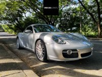Sell Silver 2009 Porsche Cayman in Manila