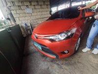 Selling Orange Toyota Vios 2013 in Dagupan