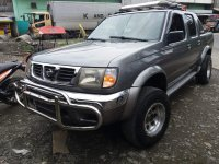 Sell Silver 2002 Nissan Frontier in Butuan City