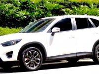 Pearl White Mazda Cx-5 for sale in Manila