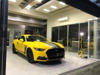 Selling Orange Ford Mustang in Manila