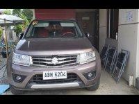 Selling Brown Suzuki Grand Vitara 2015 in Naga