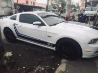 White Ford Mustang for sale in Calamba