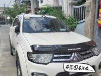 White Mitsubishi Montero for sale in Manila