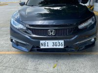 Black Honda Civic for sale in Quezon City