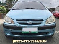 Sell Blue Hyundai Getz in Quezon City