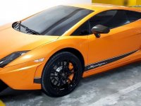 Orange Lamborghini Gallardo for sale in Manila