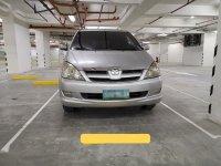 Pearl White Toyota Innova for sale in Manila