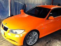 Orange Bmw 325I for sale in Manila