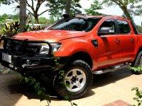Selling Orange Ford Ranger in Manila