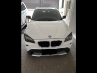 Selling White Bmw X1 2012 in Quezon City