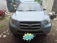Blue Hyundai Santa Fe for sale in Manila