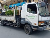 Pearl White Mitsubishi Fuso 1999 for sale in Quezon City