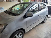 Sell Silver 2014 Toyota Wigo in Pampanga