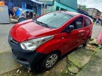 Sell Red 2015 Hyundai Eon in Manila