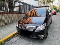 Black Toyota Innova for sale in Manila