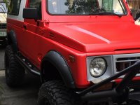 Sell Red 1995 Suzuki Samurai in Manila