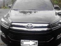 Black Toyota Innova 2018 for sale in Baguio