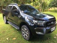 Black Ford Ranger 2016 for sale in Manila