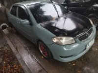 Blue Toyota Vios 2005 for sale in Cavite