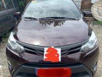 Sell Purple 2016 Toyota Vios Sedan at 47000 km in Manila