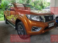 Orange Nissan Navara 2019 for sale in Quezon City