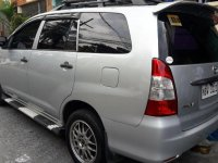 Silver Toyota Innova 2016 for sale in Rizal
