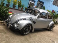 Sell Silver 1968 Volkswagen Beetle in Manila