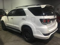 Pearl White Toyota Fortuner 2014 for sale in Manila