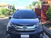 Silver Honda BR-V 2019 for sale in Davao City