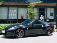 Black Nissan 370Z for sale in Manila