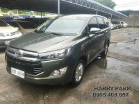 Sell Grey Toyota Innova 2016 in Pasay