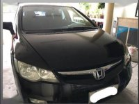 Sell Black 2007 Honda Civic in Calamba