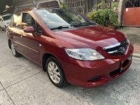 Red Honda City for sale in Manila
