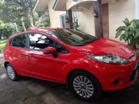 Red Ford Fiesta for sale in Manila