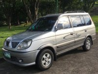 Selling Silver Mitsubishi Adventure 2005 in Parañaque