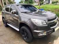Sell Silver 2014 Chevrolet Trailblazer in Manila