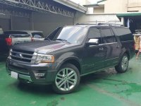 Selling Black Ford Expedition 2016 in San Mateo
