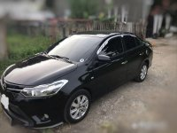 Sell Black 2014 Toyota Vios in Talisay