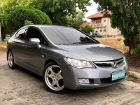 Sell Silver 2008 Honda Civic in Imus