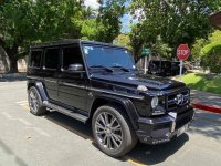 Sell Black Mercedes-Benz G-Class 2016 in Manila