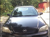 Black Opel Astra 2000 for sale in Bulacan