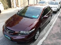 Red Honda City 2013 for sale in Mandaluyong