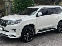 White Toyota Prado 2019 for sale in San Juan