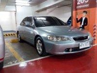 Grey Honda Accord 1998 for sale in Manila