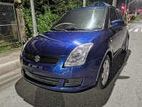Selling Blue Suzuki Swift 2009 in Lipa
